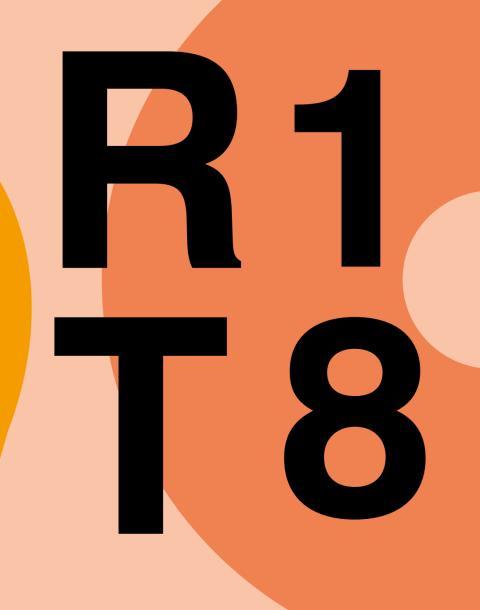 Programme Ruhrtriennale 2018