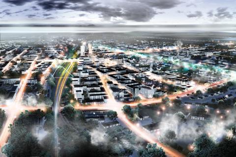 Alla som vill bjuds in att tycka till om utvecklingen av östra Eslöv