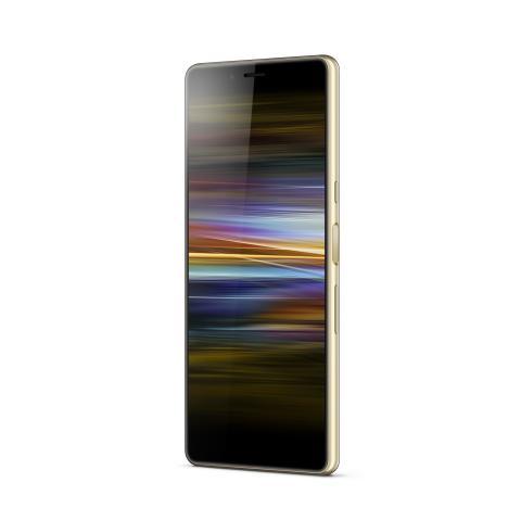 Xperia L3_front40_gold