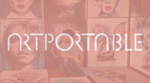 Artportable blir Europas ledande portfolioplattform för konstnärer