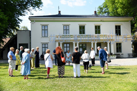 Documentation of the opening (Fellesskapsprosjektet for å Fortette Byen)