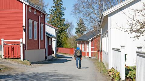 Omakotitalojen kauppa on vilkastunut Suomessa merkittävästi