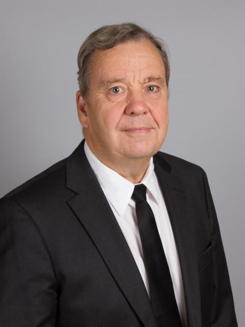 Torsten Eklund, Skandinavienchef i Unicarriers samt styrelseledamot i trucksektionen inom Maskinleverantörerna.