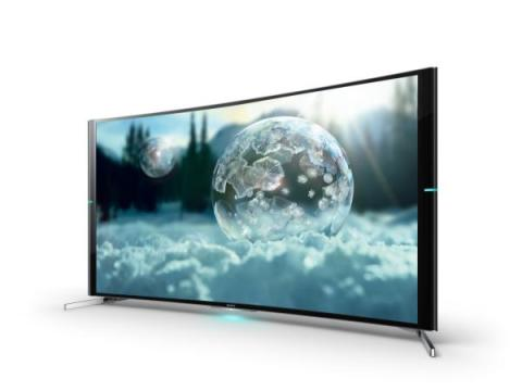 Sony S90 4K Ultra HD TV - Ice Bubbles in 4K