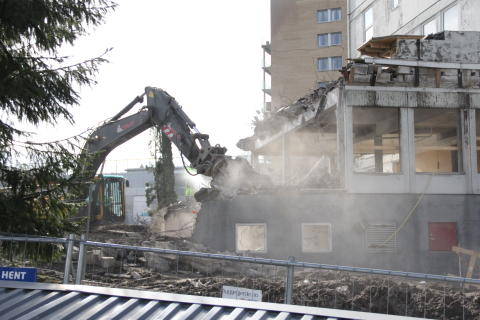 Vil øke gjenbruken av bygningsmasse