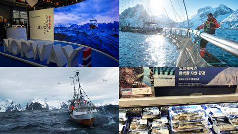 Sjømateksport for 107,3 milliarder kroner i 2019