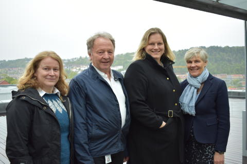 Schweigaardsgate 33 sertifisert i Norge