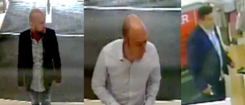 CCTV released following theft – Newbury