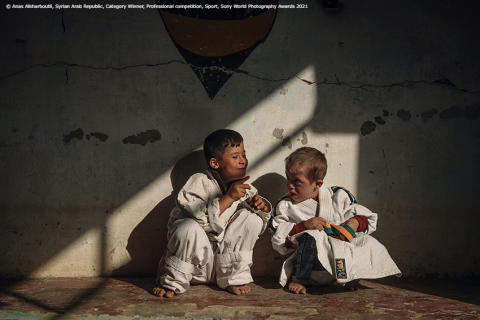SWPA2021_Anas Alkharboutli, Syrian Arab Republic, Category Winner, Professional competition, Sport, Sony World Photography Awards 2021
