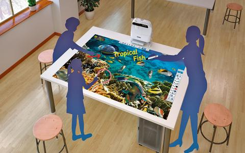 Eight creative uses of interactive projectors in the classroom