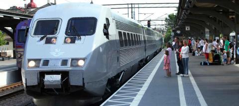 SJ: Så ska Sveriges järnväg rustas för framtiden
