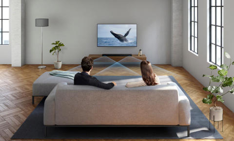 Cinema quality in the comfort of your living room: introducing Sony's new home audio visual range