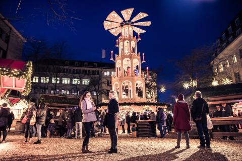 Kieler Weihnachtsmärkte präsentieren Publikumslieblinge und Neuigkeiten
