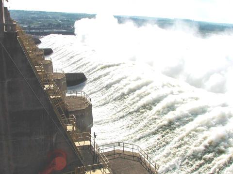 5. Tucurui-Staudamm, Brasilien