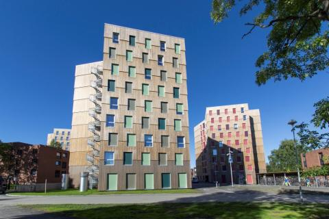 Kebony auf dem Heinze ArchitekTOUR Kongress