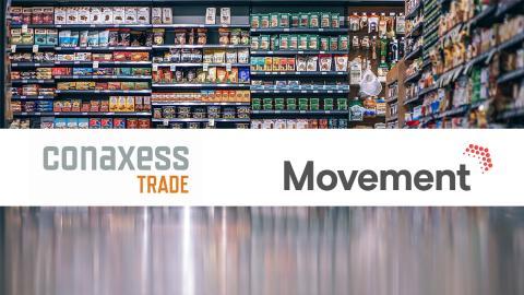 Aurelius Groups dotterbolag Conaxess Trade Sweden AB slutför förvärvet av  Movement Group Nordic AB