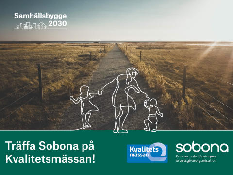 Träffa Sobona på Kvalitetsmässan 2019