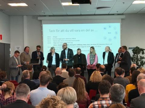 Sizes signerar Färdplan 2030 och ställer sig bakom att Malmö ska nå ett klimatneutralt byggande senast år 2030.