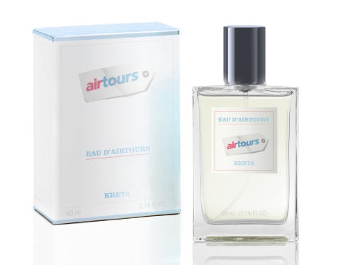 Airtours lanserar egen parfym – nu kan du också dofta som din favoritstad