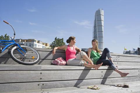 Studenter i Malmö