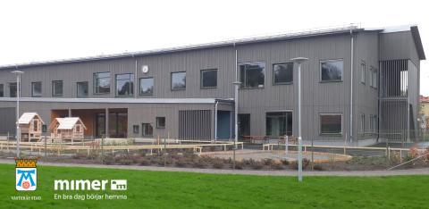 Pressinbjudan: Invigning av Vallby förskola