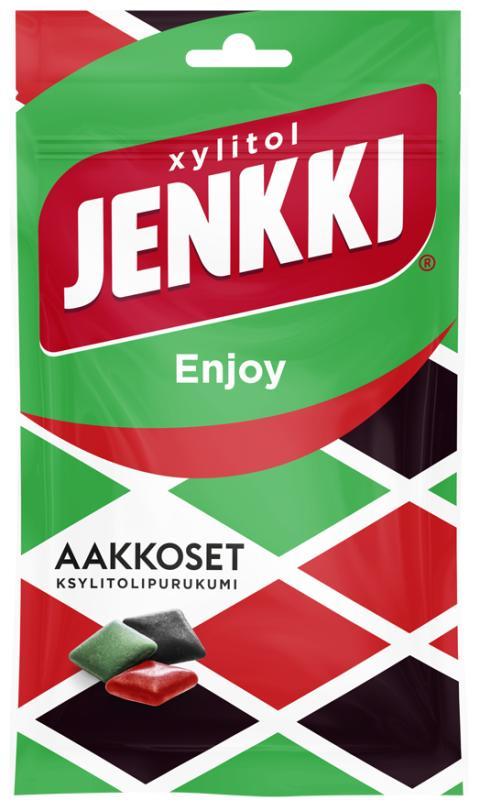 Jenkki Enjoy 70g Aakkoset