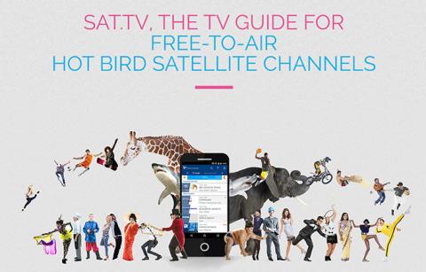Nowa aplikacja od Eutelsat i Wiztivi ułatwi poruszanie sięw ofercie darmowych kanałów satelitarnych milionom odbiorców HOT BIRD