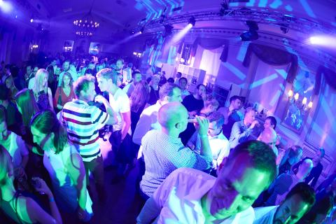 dmexco Pure Party