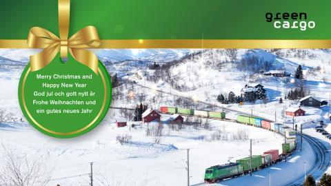 Vi önskar dig en riktigt god jul och ett gott nytt år!