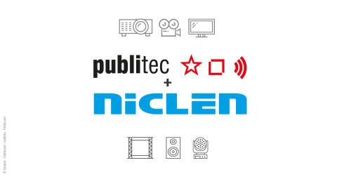 Licht, Rigging, Audio und Video zukünftig aus einer Hand mieten – NicLen und publitec kündigen Kooperation an
