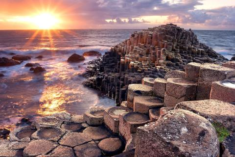 Follow in the footsteps of the BBC's Simon Reeve and discover the beauty of the 'Emerald Isle' in 2016 on a Fred. Olsen cruise