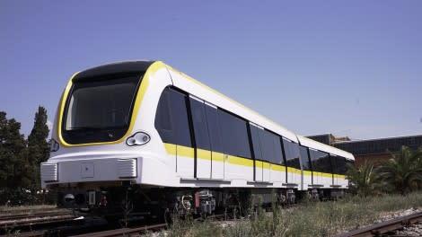 Il Primo Treno della Nuova Metro Driverless svelato a Taipei