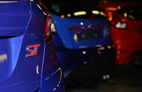 Produksjonsstart nye Fiesta ST