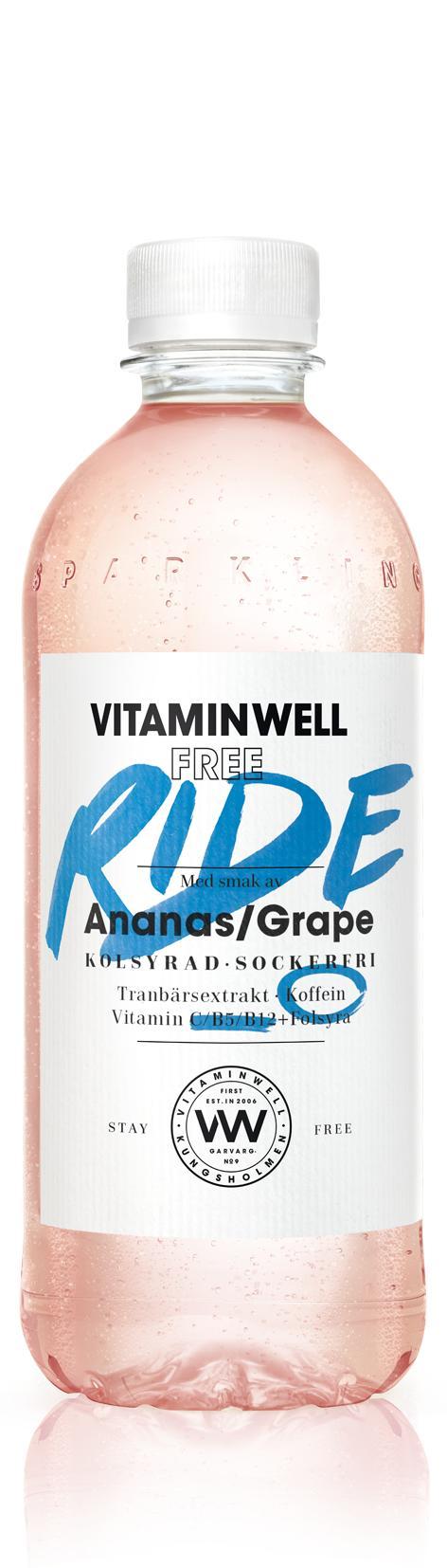 vitamin well free ride