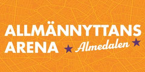 Här är programmet för Allmännyttans arena i Almedalen 3 juli!