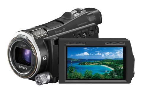 Handycam HDR-CX700VE von Sony_Schwarz_06