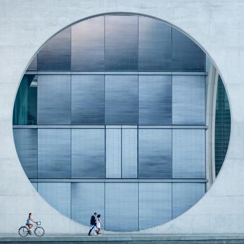 Tim Cornbill, Concrete Circle