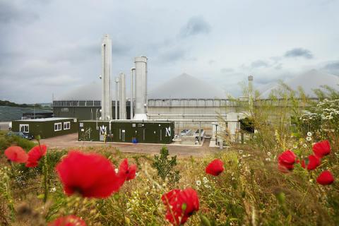 Malmberg Biogas upgraderingsanläggning nr 42 i Tyskland!