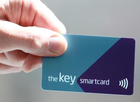 The key smartcard