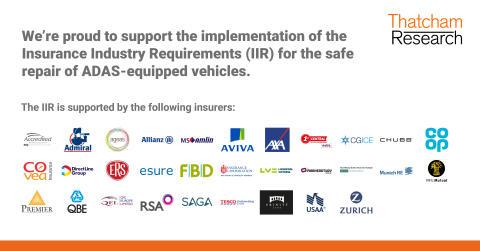 ADAS IIR - insurer supporters