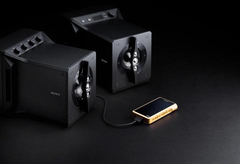 Finezyjny dźwięk z głośnika Sony Signature Series SA-Z1