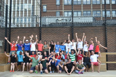 London Sport takes on National Fitness Day