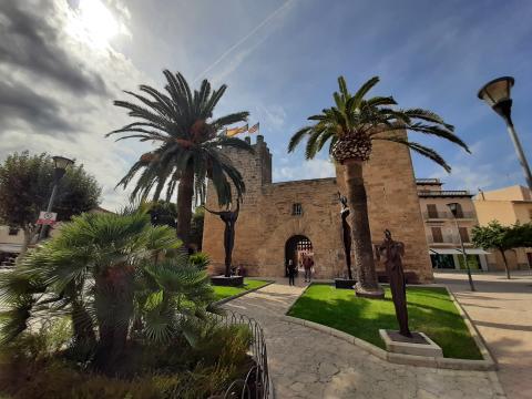 010 Bummel durch die Altstadt Alcudias