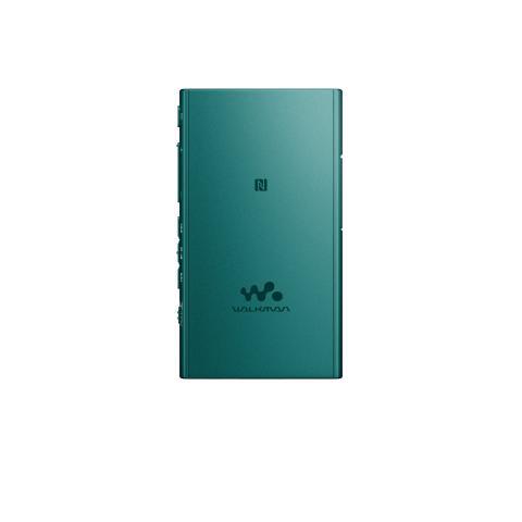 WALKMAN NW-A35 von Sony_blaugrün_5