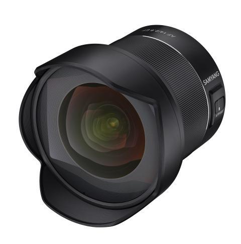 SAMYANG AF 14/2,8 DSLR Objektiv für Canon EF