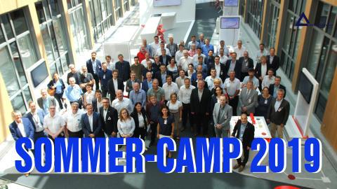 Verschaffen Sie sich einen Eindruck vom Sommer-Camp - die Videos sind online !
