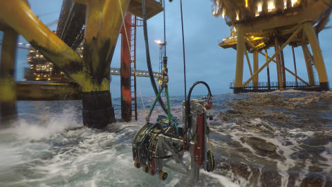 Innovativt partnerskab øger offshore sikkerheden og sparer millioner