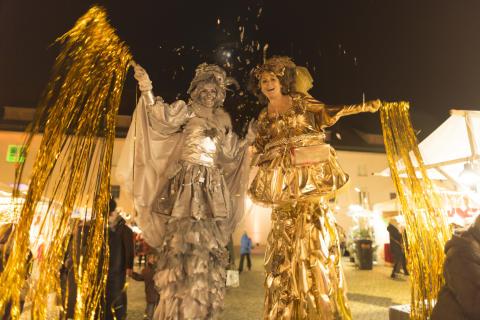 Adventstage, Sternenzauber, Weihnachtsmärkte