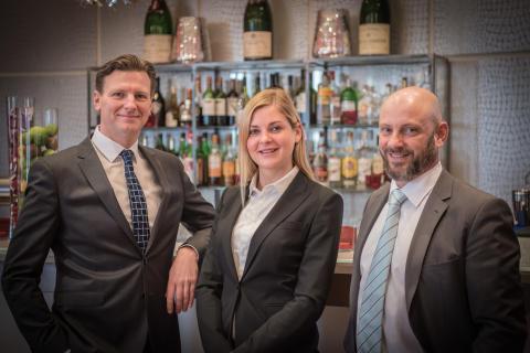 Pernod Ricard Deutschland stärkt seine Organisation im On-Trade Bereich – Drei neue regionale Key Account Manager mit Fokus auf Fachgroßhändler