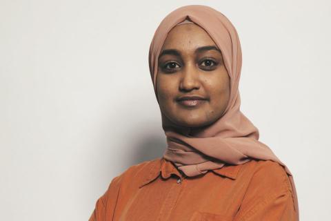 Ebtisam Mohammedsalih är årets IT-tjej
